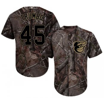 Mariners #10 Edwin Encarnacion Camo Realtree Collection Cool Base Stitched MLB Jersey